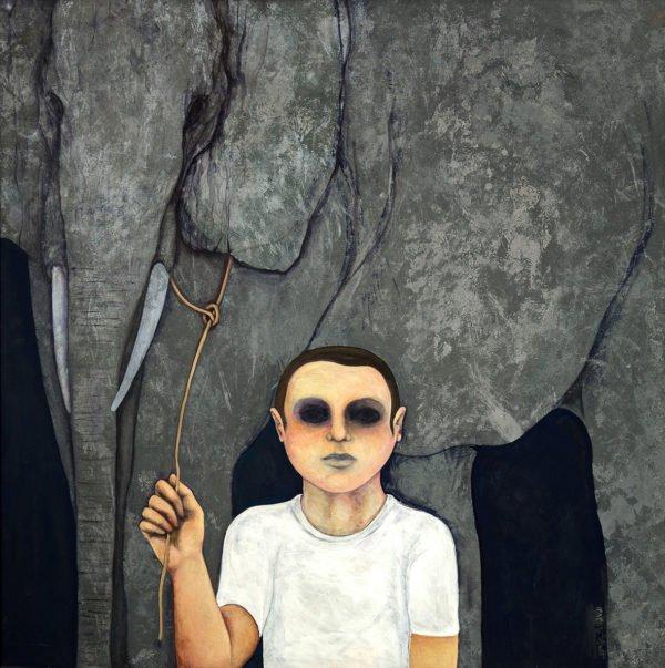 عکاسی از آثار هنری - انجمن نقاشان کارنمای شماره چهار